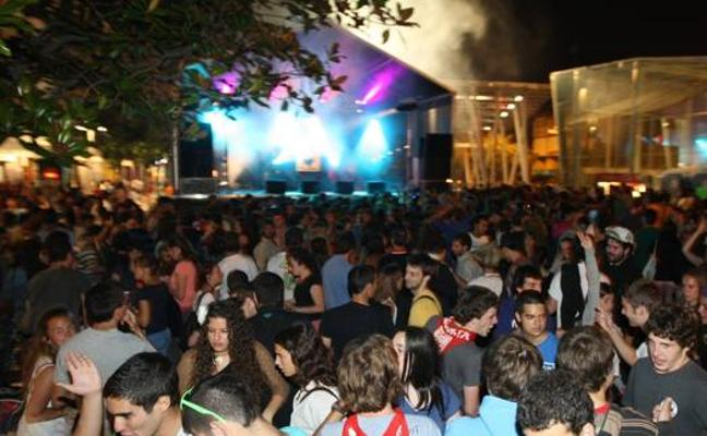 Programa fiestas de San Ignacio en Algorta 2017