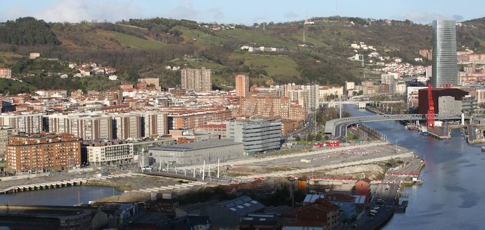 El Ayuntamiento da el arreón final a Zorrozaurre con 65 millones para obras de urbanización