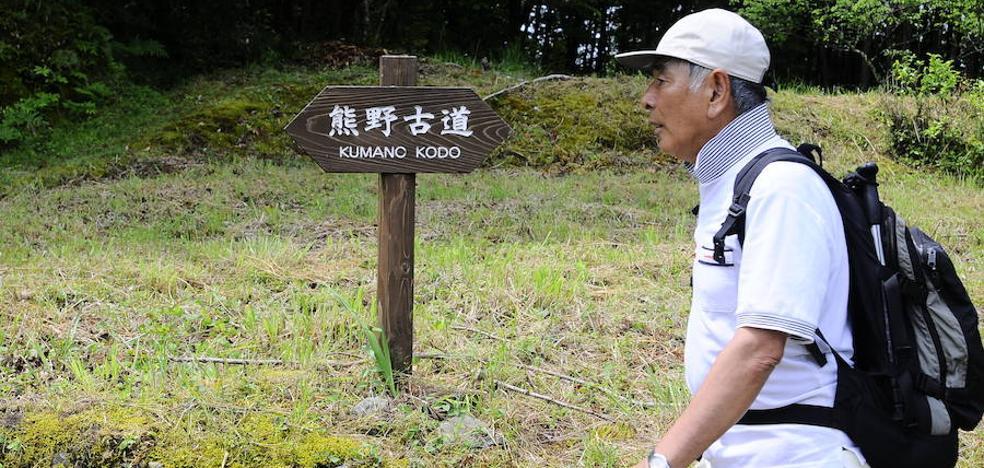 Kumano Kodo, naturaleza divina