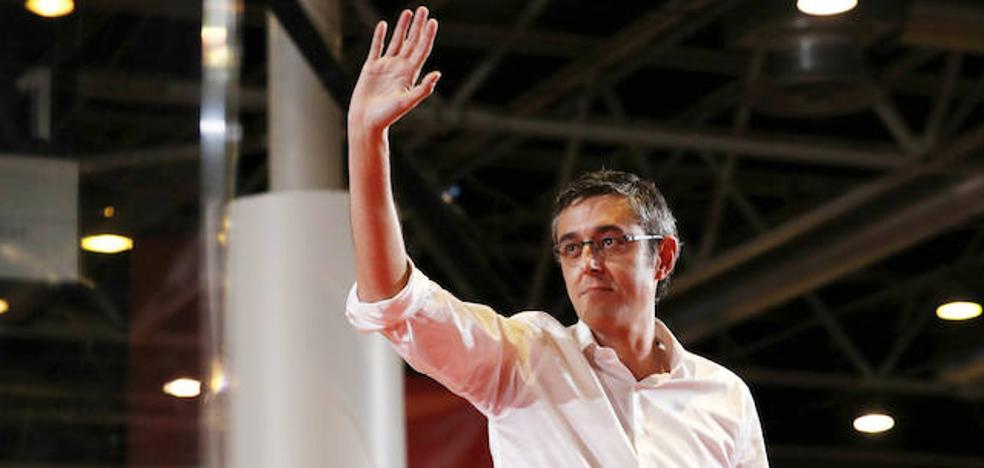 Eduardo Madina renuncia a su escaño en el Congreso y deja la política
