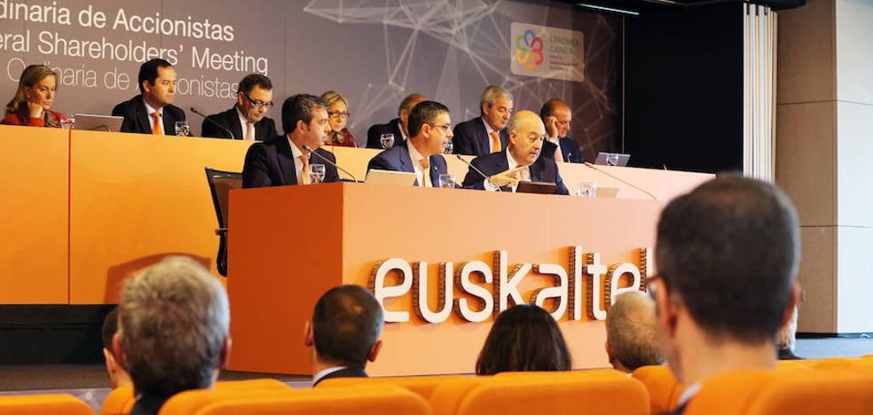 Euskaltel logra unos ingresos de 279,3 millones en el primer semestre, un 2,3% menos