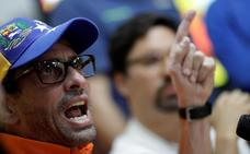 La oposición venezolana insta a tomar las calles para desafiar a la Asamblea Constituyente