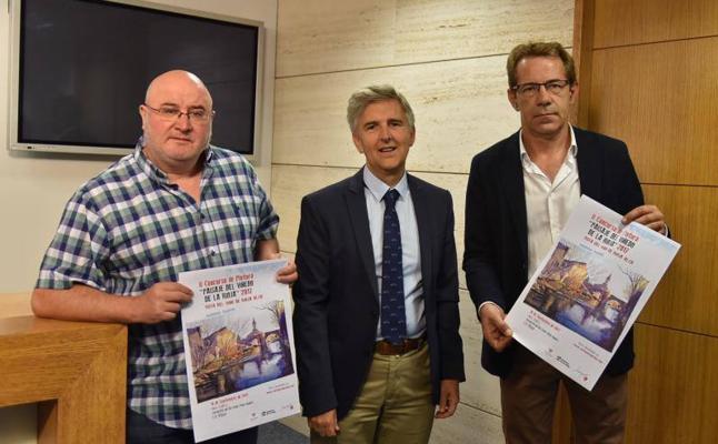 Ruta del Vino convoca el concurso de pintura sobre el paisaje de Rioja Alta