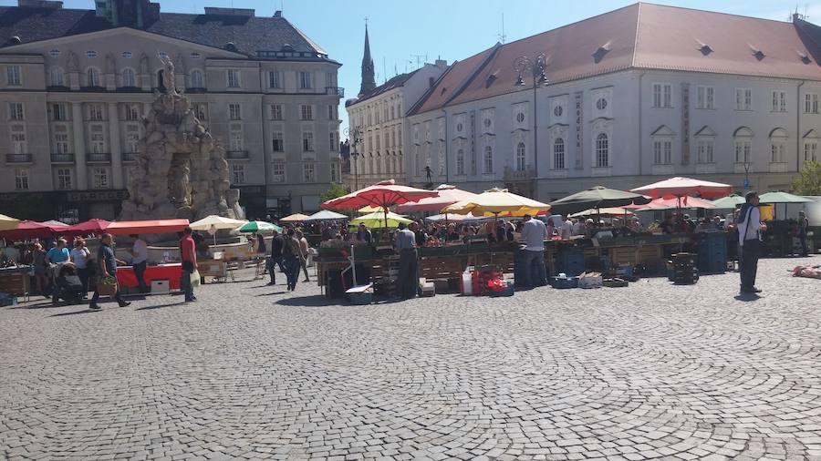Brno, la segunda ciudad checa