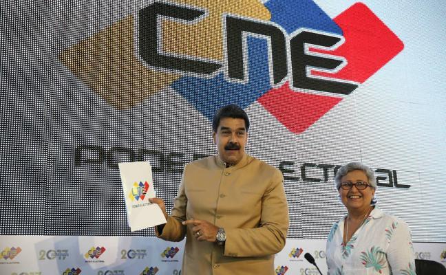 El dato de participación en la Constituyente venezolana fue «manipulado»
