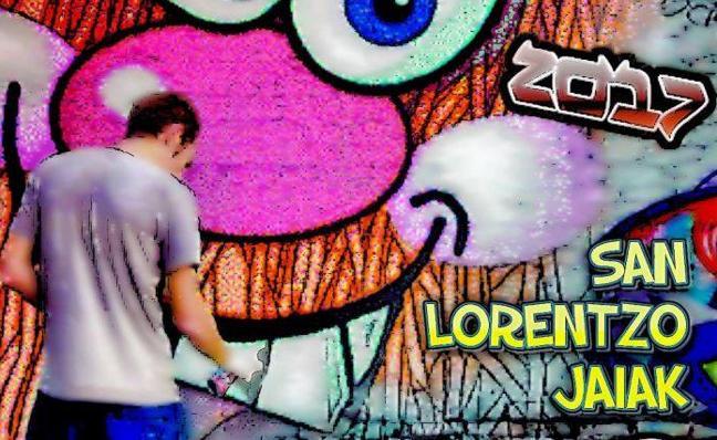 Programa de fiestas de San Lorenzo de Maruri-Jatabe