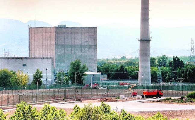 Desmontar la central nuclear de Garoña costará más de 10 años