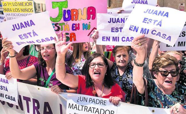 Un abogado bilbaíno defiende al exmarido de Juana Rivas