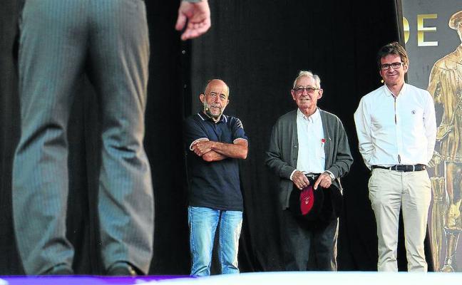 José Antonio Zabalza, setenta años marcando el ritmo musical de Vitoria