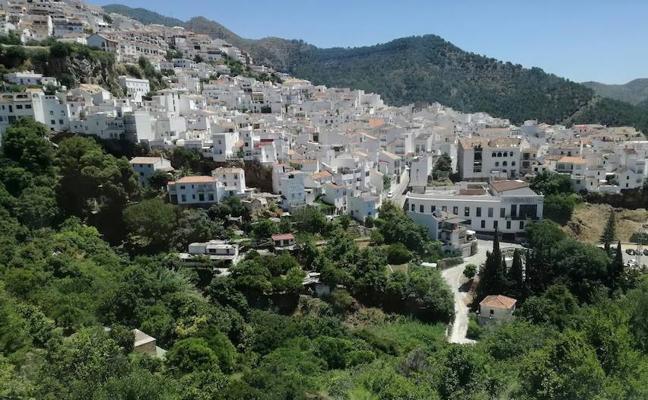 Ojén, la atalaya de Marbella