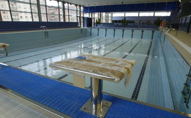 Lasesarre reabre hoy la piscina y el gimnasio tras sufrir for Gimnasio y piscina