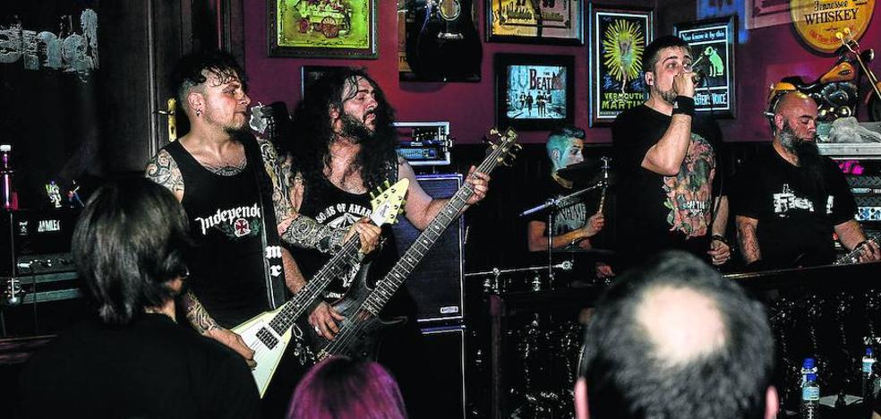 Críticas vecinales a la intención del Gobierno vasco de legalizar conciertos en bares y pubs