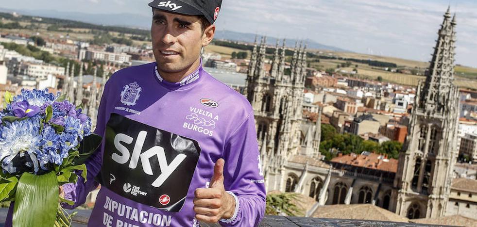 Mikel Landa gana la Vuelta a Burgos