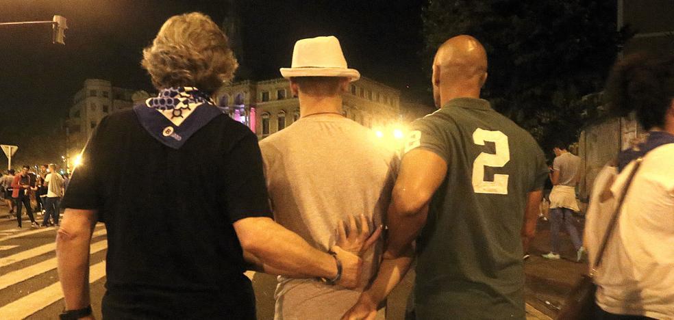 Bilbao destinará más agentes de paisano para prevenir agresiones sexistas en fiestas