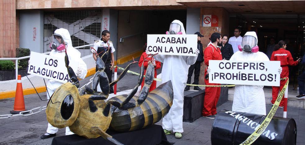 La OMS pide prohibir los plaguicidas más tóxicos para las personas