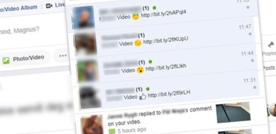 La Policía alerta de un nuevo virus que se está propagando a través de Facebook