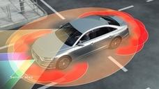 Escáner láser en el nuevo Audi A8