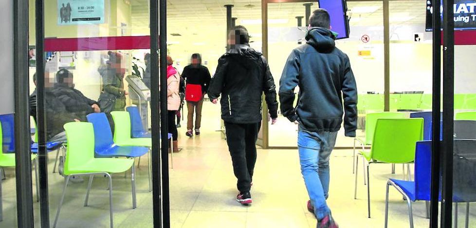 Los trabajadores de Lanbide sufrieron 27 agresiones en 2016