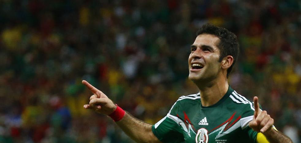 Rafa Márquez niega cualquier vínculo con el narcotráfico