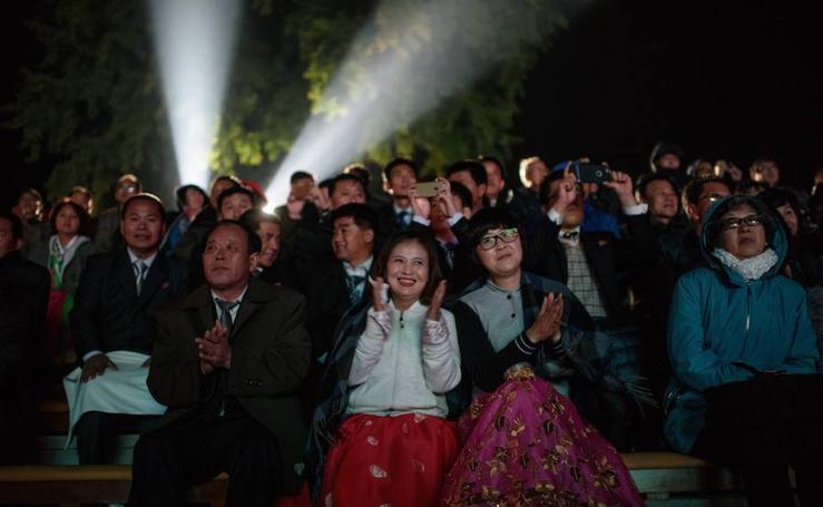 La vida en Corea del Norte