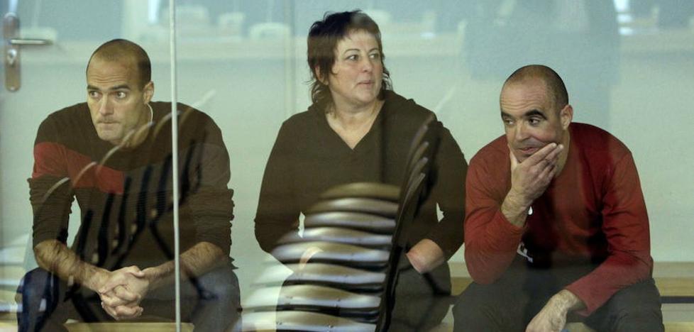 En libertad los presos de ETA Josune Balda y Jose Camacho tras cumplir siete años de prisión