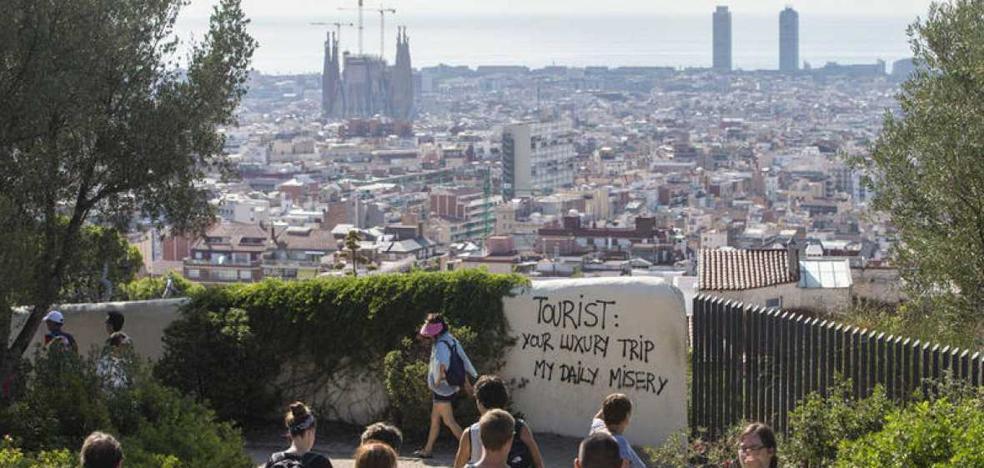 'Turismofobia', en Informe Semanal