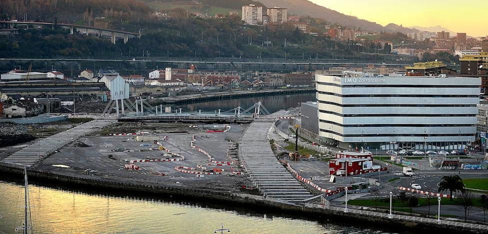 La oposición exige más controles en la obra del canal de Deusto