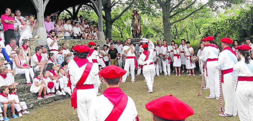 San Roque se viste para la fiesta