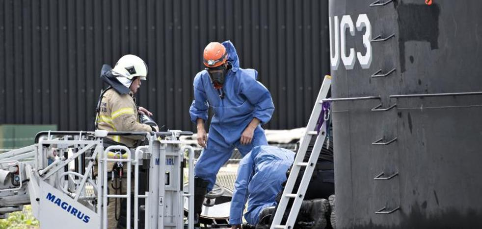 Detenido el dueño de un submarino tras desaparecer la periodista que lo entrevistaba
