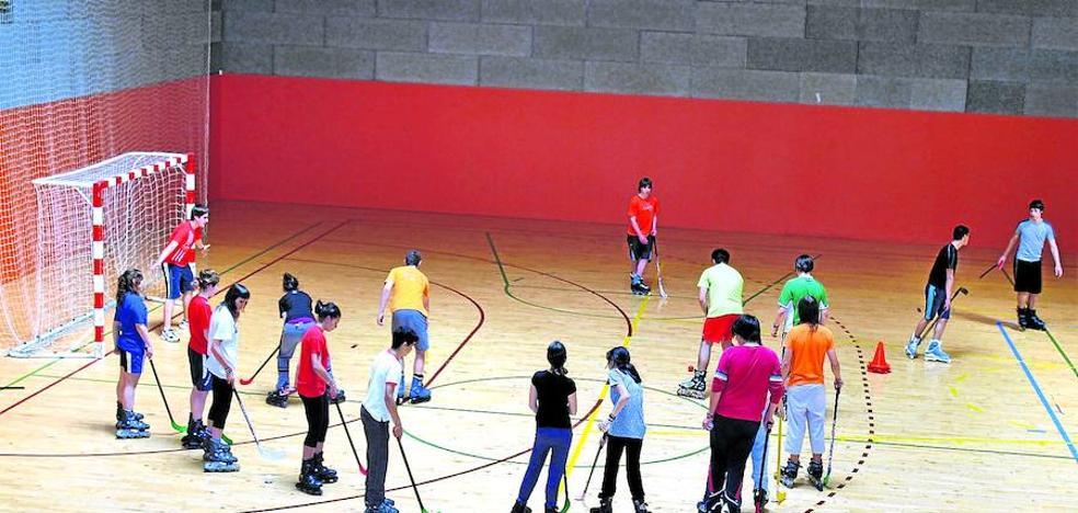 Ermua supera a Bizkaia en el porcentaje de población inscrita en polideportivos