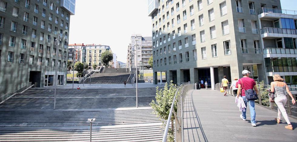 La Plaza de la Convivencia se incorpora a la Aste Nagusia como espacio festivo