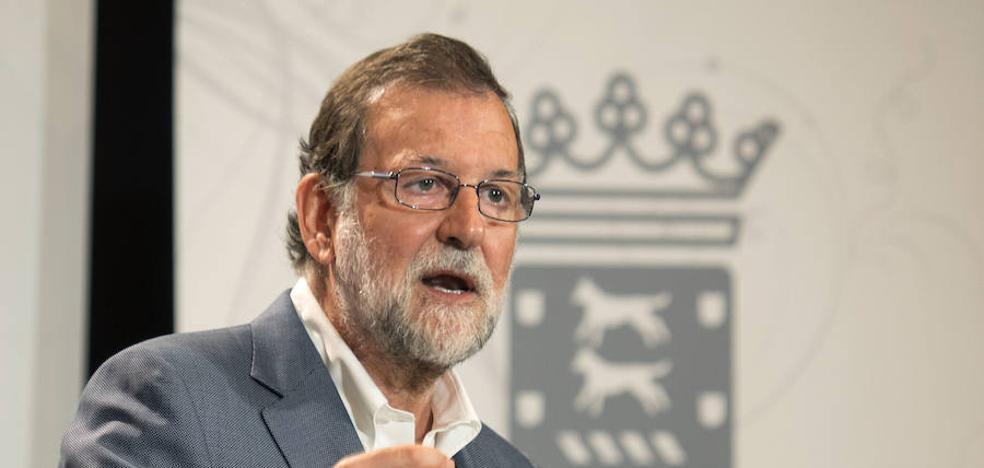 El PP busca la fórmula para que Rajoy pueda aspirar a un tercer mandato