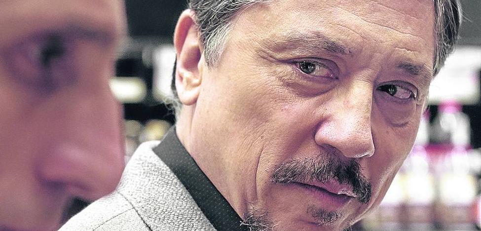 Carlos Bardem: «El cine se ha vuelto pueril»