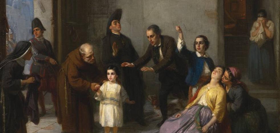 Secuestrado por el Vaticano y predicador en euskera