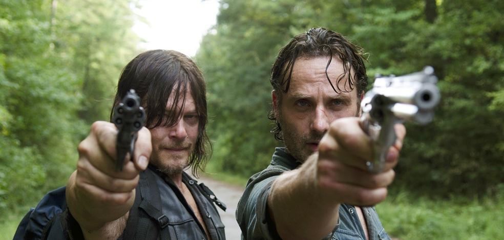 El creador de 'The Walking Dead' denuncia a AMC por el reparto de los beneficios