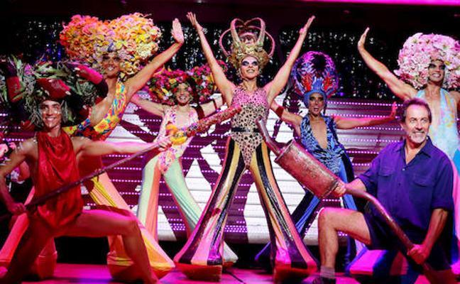'Priscilla', la reina del desierto, trae la fiesta de todas las fiestas a Bilbao