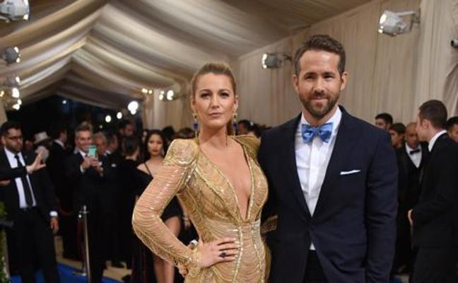 Blake Lively y Ryan Reynolds, una pareja feminista
