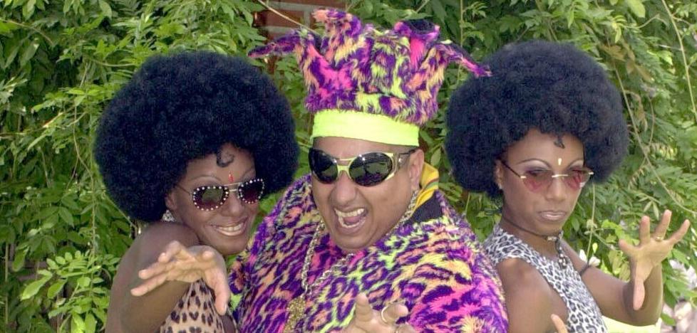 King África actuará en la txosna de Gogorregi