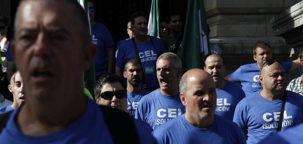Un nuevo inversor alienta la esperanza de los trabajadores de CEL