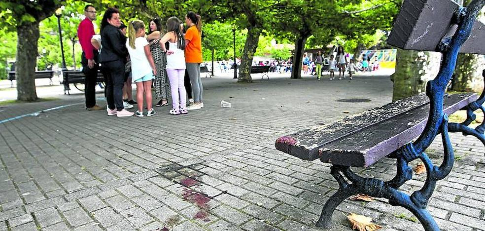 Investigan a dos menores por la brutal paliza a un joven en Liendo