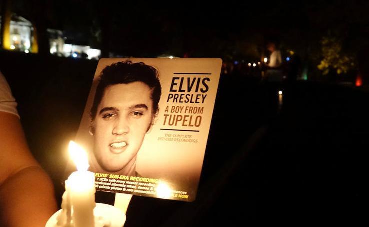Cuarenta años de la muerte de Elvis