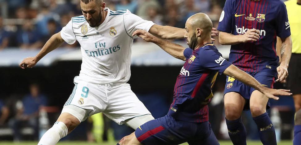 El Madrid-Barça, lo más visto del verano