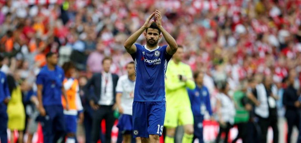 Diego Costa: «He decidido; debo volver al Atlético»