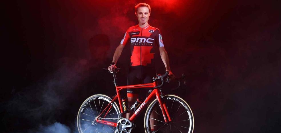 Samuel Sánchez, positivo a los 39 años, fuera de la Vuelta