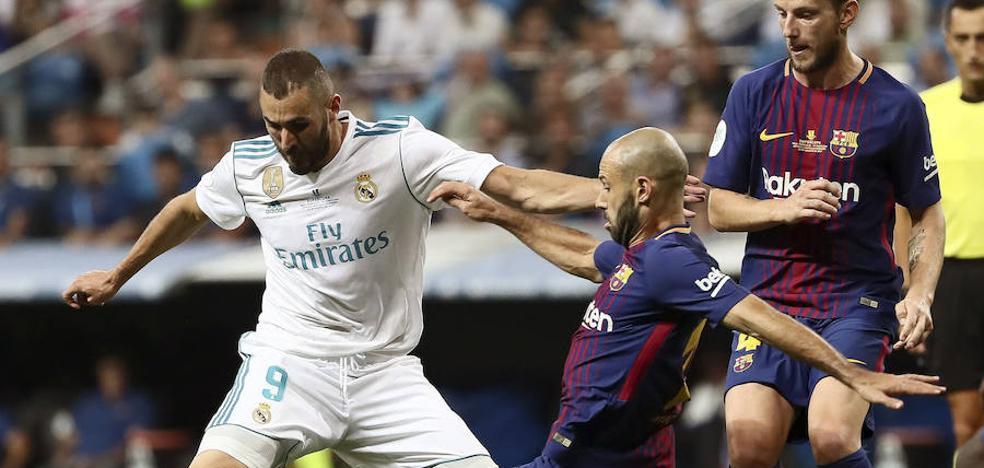 La Supercopa arrasa en Euskadi con un 32,3% de audiencia