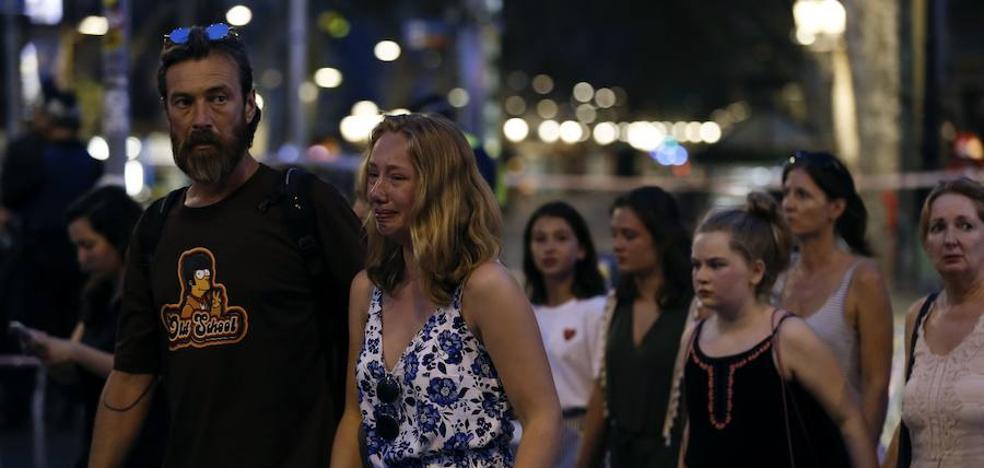 El yihadismo provoca un baño de sangre en el corazón de Barcelona