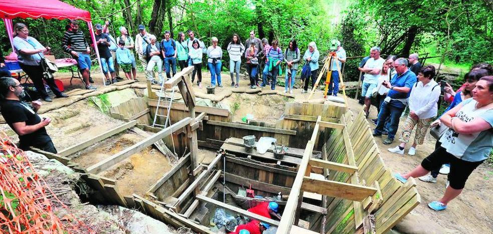 Tras los pasos en Barrika de los últimos neandertales