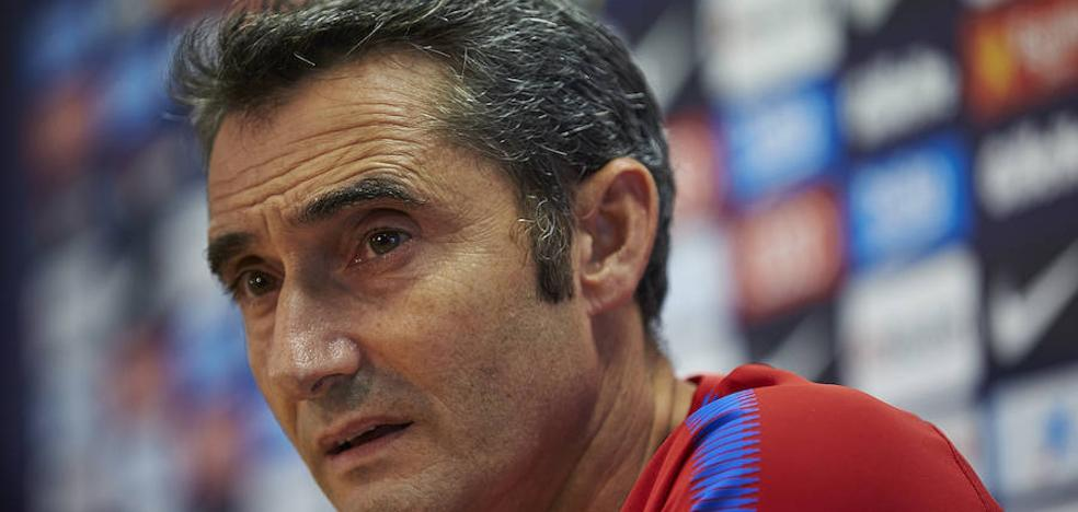 Valverde: «Queremos dominar el partido del minuto 1 al último»