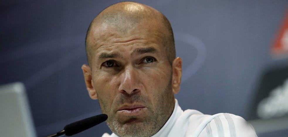 """Zidane: """"En el Real Madrid no hay equipo A y B"""""""