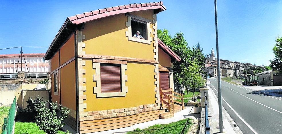 Las casas prefabricadas despegan en Álava